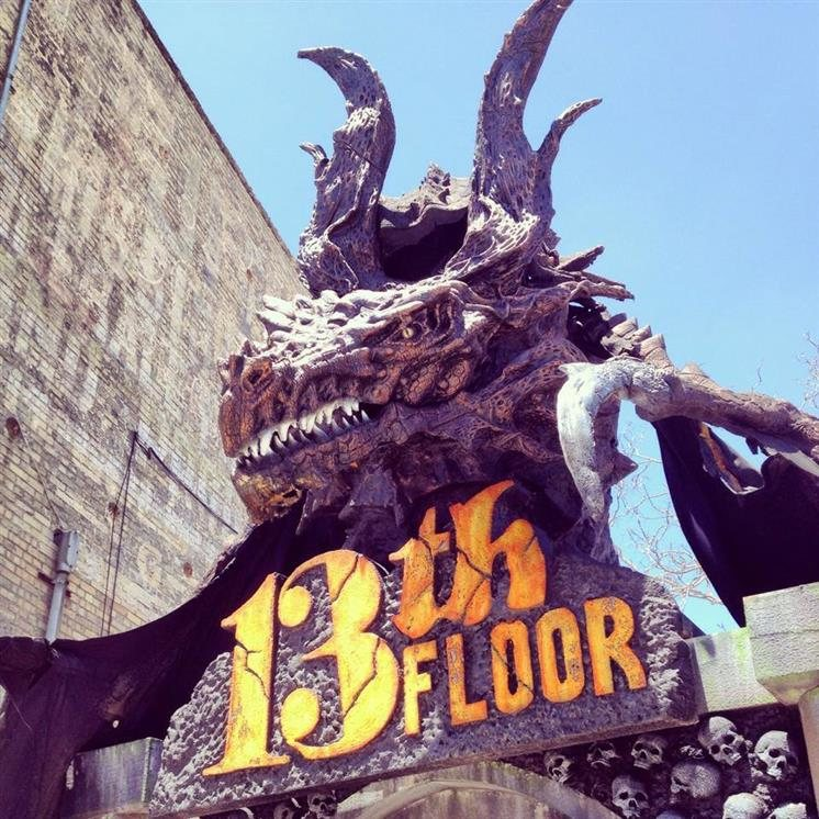 13th floor haunted house chicago illinois haunted houses for 13 floor haunted house in pa