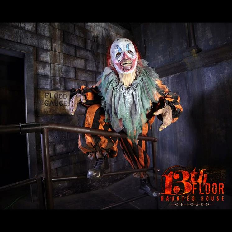 13th floor haunted house chicago illinois haunted houses For13th Floor Hunted House