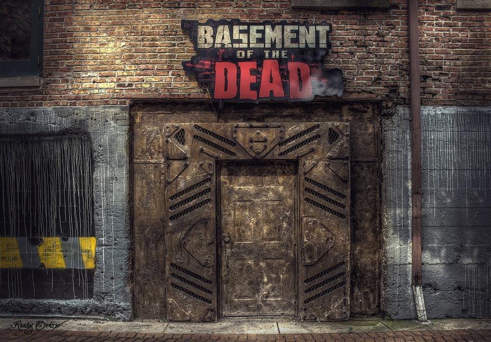 basement of the dead legendary escape rooms aurora  il