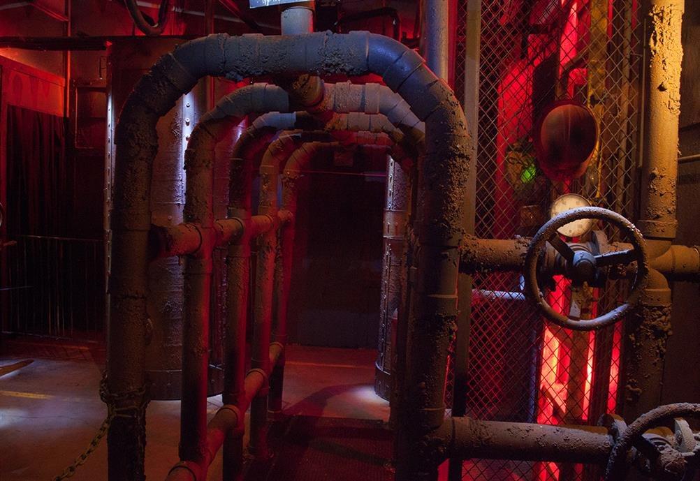 Dungeon Of Doom Escape Room