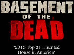 basement of the dead haunted house illinois haunted houses