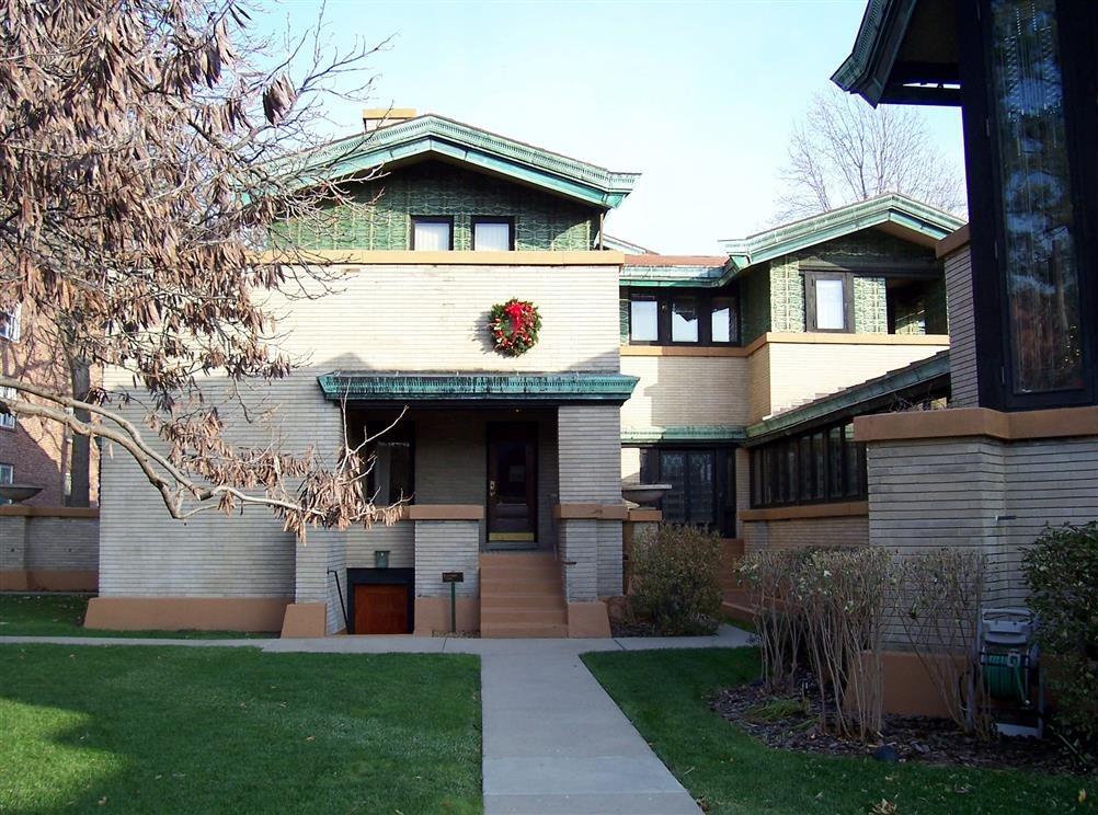Dana Thomas House Springfield Illinois Real Haunted Place