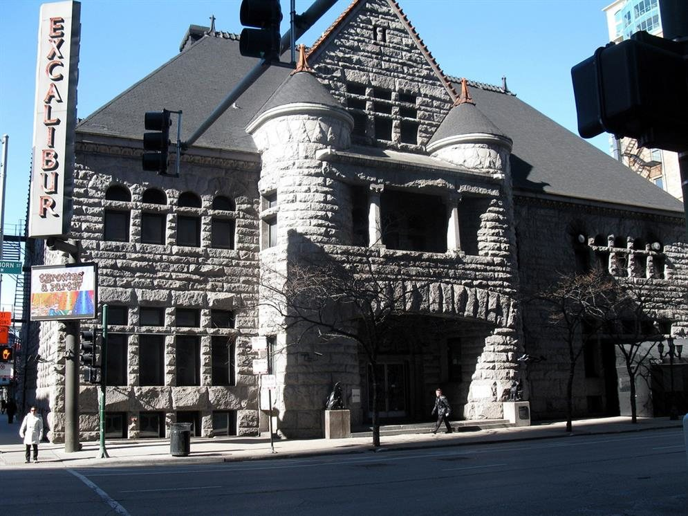 Landmark Springfield Il >> Former Chicago Historical Society Building | Chicago Illinois | Real Haunted Place